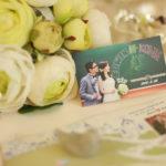 心思心意郵票(10) 「心思心意郵票 + 婚禮」感謝卡 充滿真心的回禮精品
