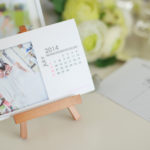 心思心意郵票(7)「心思心意郵票 + 婚禮」個人月曆卡 陪您度過每一天