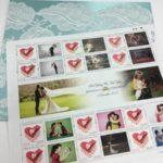 心思心意郵票(1) ♥囍♥ 100%實用的回禮小禮物(心思心意2015蕾絲珍藏套裝)