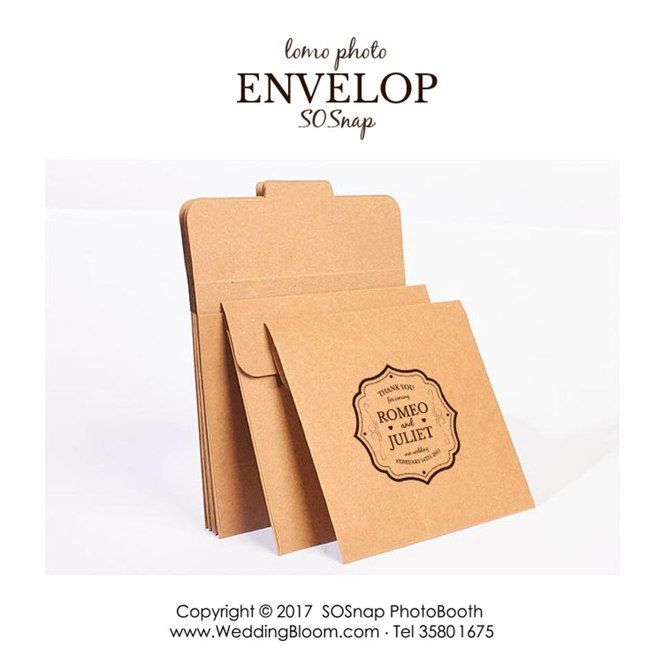 LOMO Photo Envelop