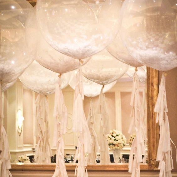 結婚資訊(27) 氣球加入其他元素感覺好特別!