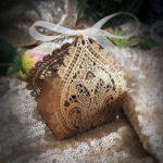 婚禮回禮篇(8) 讓贈送糖果加分的方法—通花禮物盒