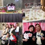 ♥Jerri & Mak♥ WEDDING PHOTOBOOTH@ 尖沙咀彩福皇宴 Choi Fook Royal Banquet