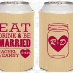 婚禮回禮篇(14)  讓你的婚禮變得不一樣︳ 個人化汽水套