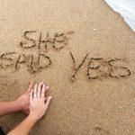 結婚資訊(56) 在沙灘說我願意嘅放閃照!