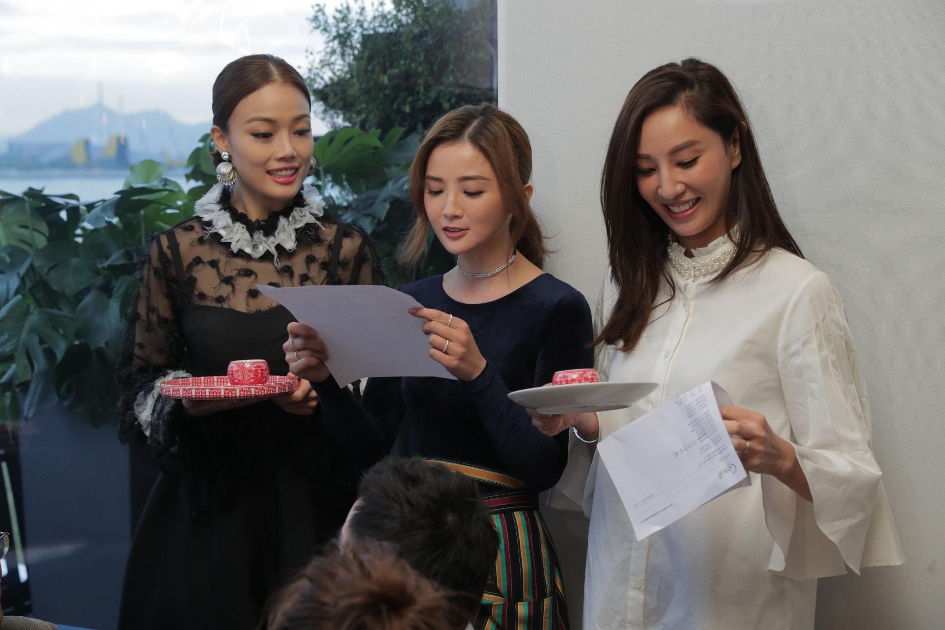 星級婚訊(1) 鍾欣潼舉行戶外註冊儀式︳成為幸福醫生夫人