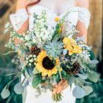 結婚資訊(62)  充滿陽光氣息︱向日葵花球