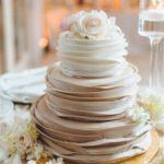 結婚資訊(63)  千層花瓣結婚蛋糕︱美到窒息!