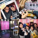 ♥Natalie & Nelson♥ WEDDING PHOTOBOOTH @Club one 觀塘觀點中心