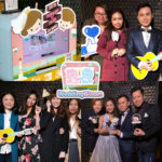 ♥Tiffany & Jack♥ WEDDING PHOTOBOOTH @ 香港藝術中心Assaggio Trattoria Italiana