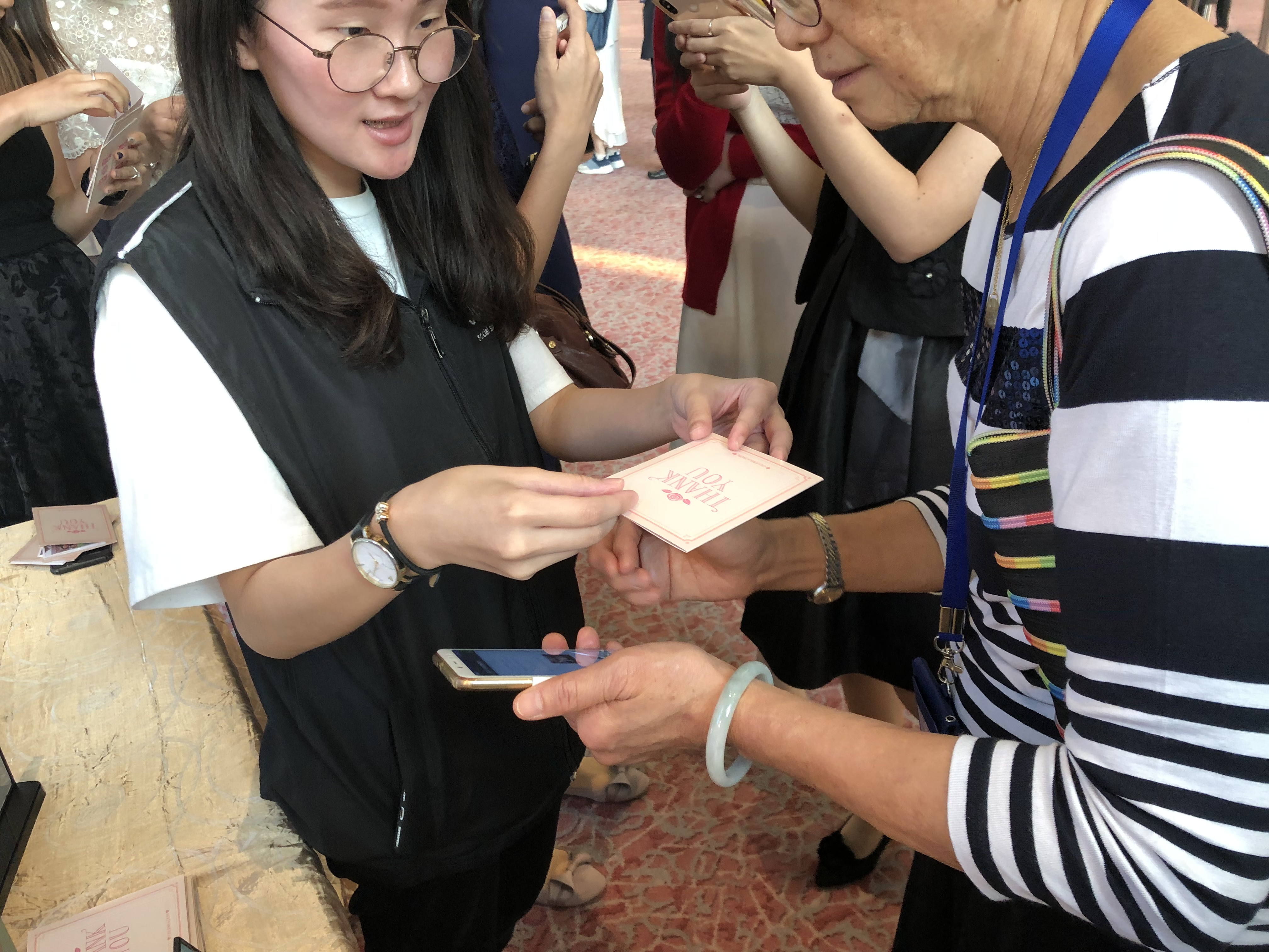 培英140周年晚宴 @香港會議展覽中心Hong Kong Convention and Exhibition Centre
