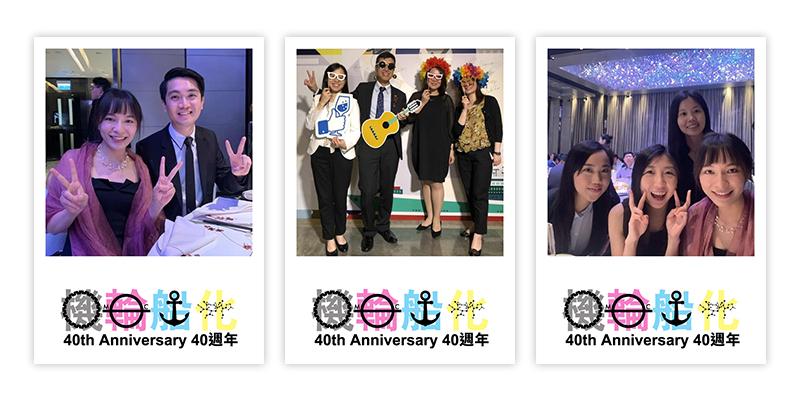 香港工程師學會機輪船化分部40周年晚宴@唯港薈Hotel ICON