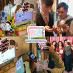 ♥Margaret & Matthew♥ WEDDING PHOTOBOOTH @香港康得思酒店Hotel Cordis