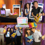 ♥Bella & Vincent♥ WEDDING PHOTOBOOTH @ 九龍海逸君綽酒店Harbour Grand Kowloon